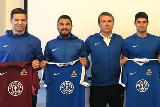 Российские футболисты массово ринулись в Армению. С чего вдруг?