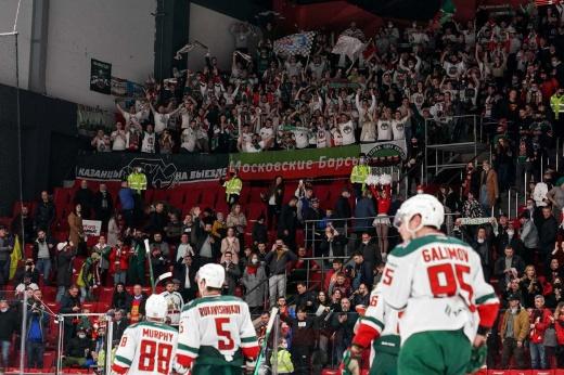 «Авангард» — «Ак Барс» — 1:2, видео, голы, обзор матча финала Восточной конференции в плей-офф КХЛ