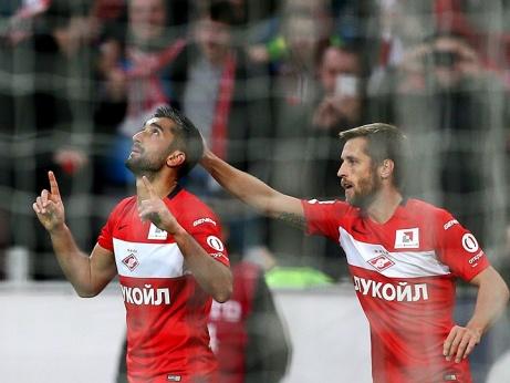 Один гол Самедова, восемь очков «Зениту». «Спартак» идёт к золоту