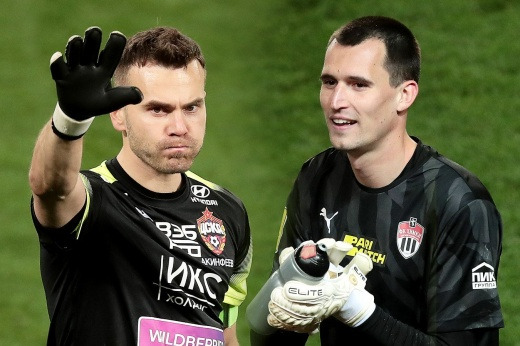 ЦСКА купит Лантратова на замену Акинфееву. Эпоха подходит к концу?