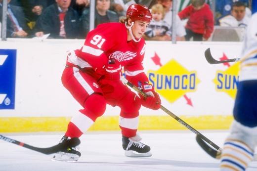Сезон, когда Фёдоров был лучшим в НХЛ. Даже Гретцки восторгался его игрой