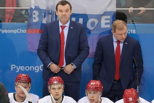 Алексей Жамнов станет освобождённым тренером в сборной России впервые за пять лет