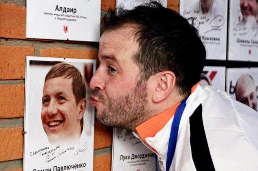 Видеоинтервью с Романом Павлюченко – «Спартак», «Тоттенхэм», Дзюба и Федун