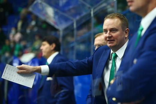 «Салават» решил сохранить финского тренера. Каких шагов ждут от Лямся в новом сезоне?