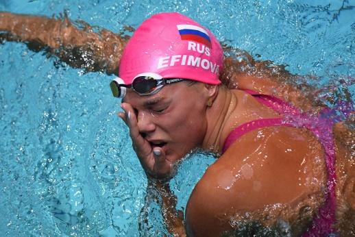 14-летнюю чемпионку России затравили. А она всего лишь победила великую Ефимову