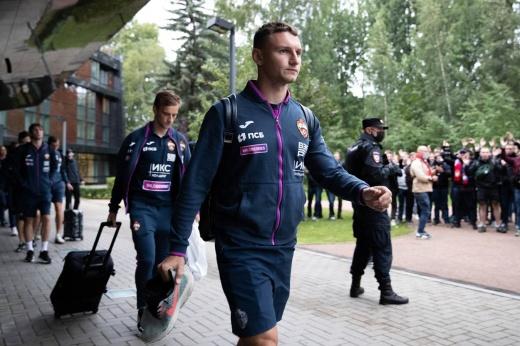 «Ведут себя, будто играют в Лиге чемпионов». К игрокам ЦСКА есть вопросы