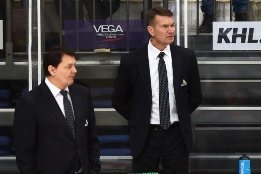 «Цулыгин был у меня вторым главным тренером». Вестерлунд – об успехе Уфы