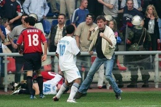 Самый знаменитый мордобой российского футбола! История легендарной драки в Раменском
