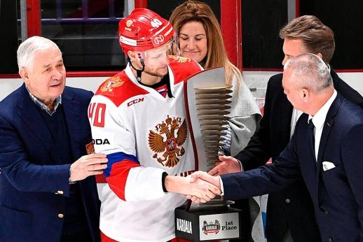 Три из трёх Россия не выиграла, помешал Ржига. Евротур заменит Europa Cup?