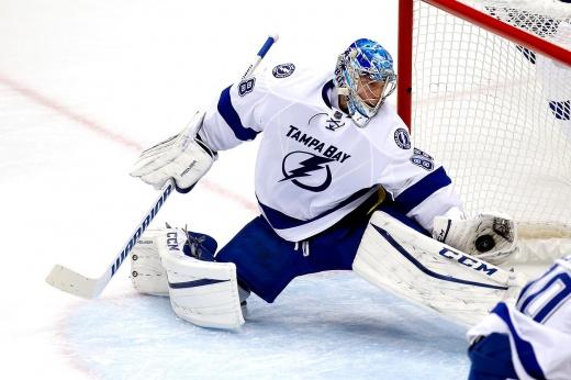Канадцы считают Василевского лучшим. Рейтинг вратарей нового сезона НХЛ