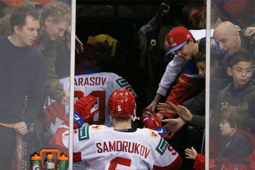 Россия победила Швейцарию, есть третья победа на МЧМ! Как это было