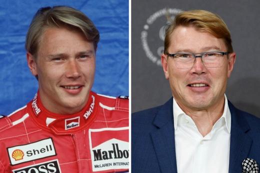 Как сейчас выглядят легендарные гонщики Формулы-1: фото тогда и сейчас