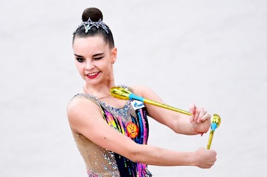 «Дина Аверина себя победила — это главное!» Гимнастка Канаева — о скандале на Олимпиаде