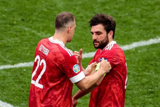Как теперь сборной России выйти из группы? Расклады после поражения датчан от Бельгии
