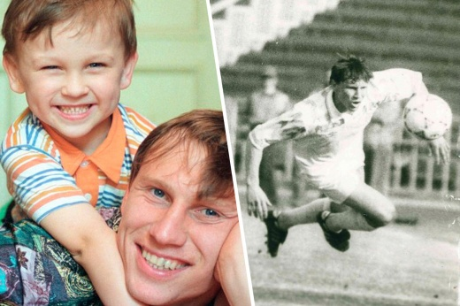 Валерий Овчинников Борман, лучшие истории игроков о тренере и российском футболе 90-х