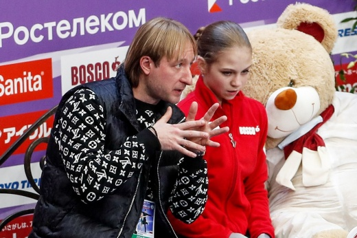 Тренерский проект Плющенко разваливается на глазах. Почему от него бегут фигуристки?