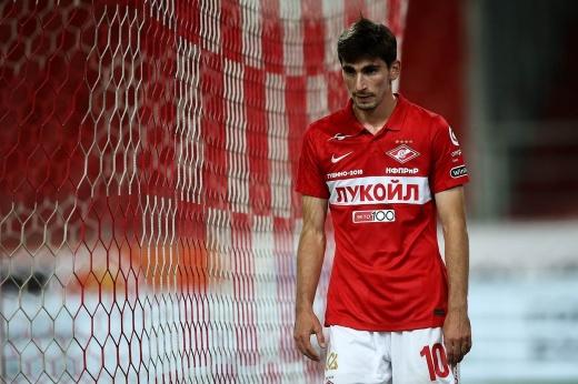 «Спартак» пропустил от «Бенфики» в первом матче два мяча. О Лиге чемпионов можно забыть?
