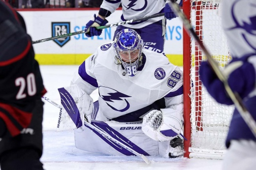 Все индивидуальные призы НХЛ в 2021 году, Капризов стал лучшим новичком сезона, Василевский не выиграл «Везину»