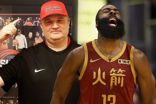 «Американцы пресмыкаются перед коммунистической диктатурой? НБА, это позор!»