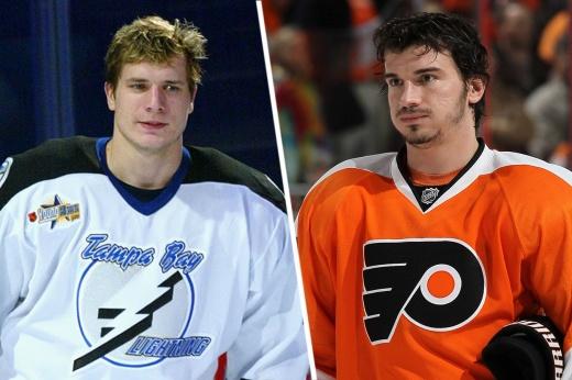 Такими вы их можете не помнить. 15 хоккеистов, когда-то игравших в НХЛ