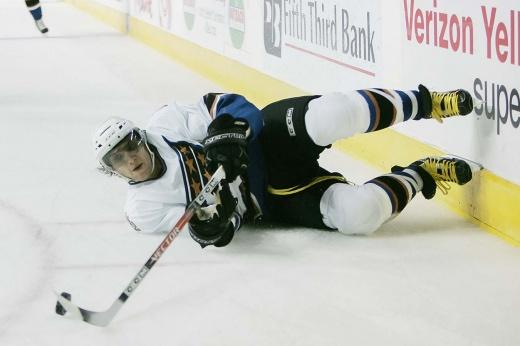 «Горячая клюшка» Овечкина, вратарь НХЛ вспомнил, как его уничтожал русский форвард