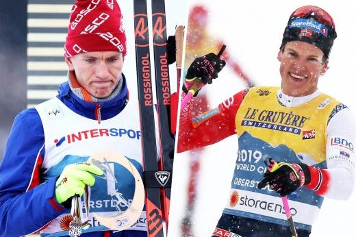 В лыжных гонках вновь изменили правила: Клебо получит выгоду, а Большунов пострадает