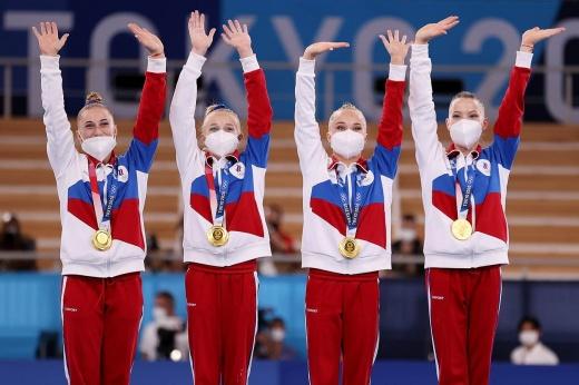 Три золота не вывели Россию в топ-3 медального зачёта. Но США и Китай совсем близко
