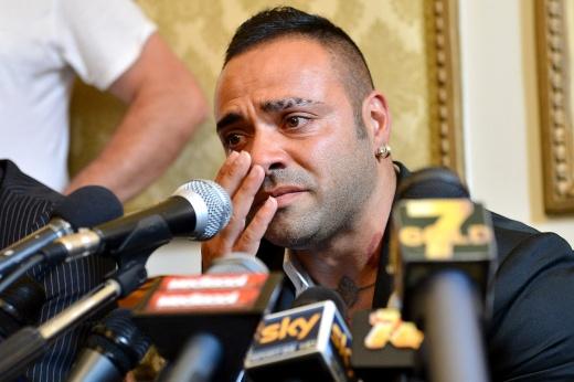 Фабрицио Микколи приговорен к 3,5 года тюрьмы. Всё решила прослушка его звонка