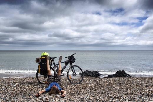 Вокруг света на велосипеде: объехать весь мир можно чуть больше, чем за год