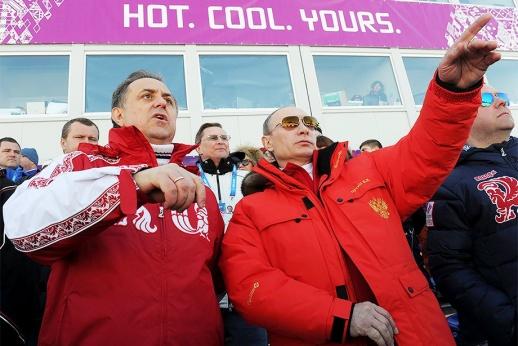 Путин сказал. Возвращать Россию в спорт в 2018-м будет он. Как это было