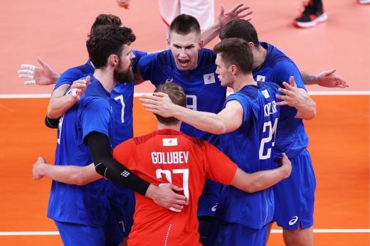 Программа максимум. Российские волейболисты рвутся к медалям Олимпиады с первого места