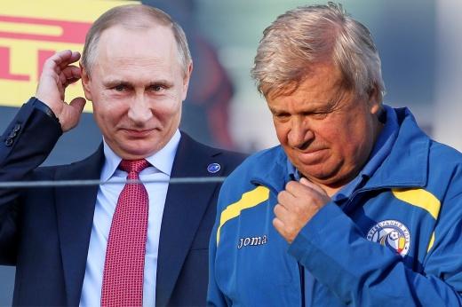 «Мы с Путиным ровесники. Возраст не имеет значения!» Байдачный внезапно возобновил карьеру