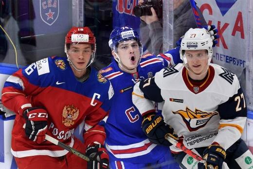 СКА, «Металлург» и «Трактор» совершили крупный обмен в КХЛ