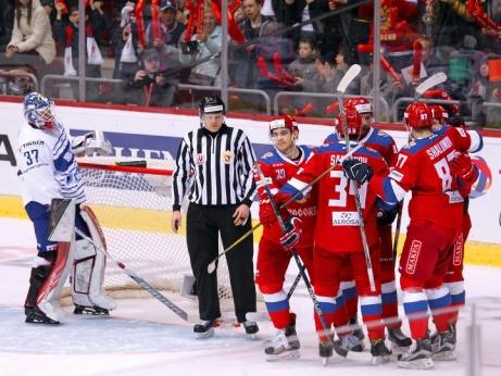 Знарок не делает ставку на НХЛ. Сравнение россиян из-за океана на ЧМ