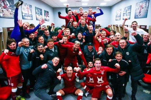 Бывший вратарь «Рубина» Сергей Рыжиков завершил карьеру и хочет стать тренером