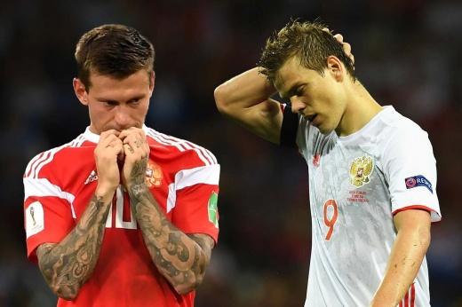 Кого в сборной России делали крайними после провалов. Пополнится ли этот список сегодня?