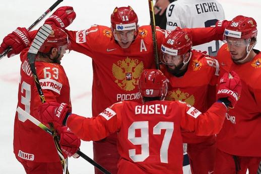 Шведы хотели реванш, но Россия попала на Финляндию! Полуфинальные пары ЧМ