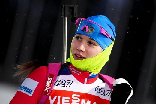 Когда сборная России по биатлону выиграет первую медаль на Кубке мира — 2020/21