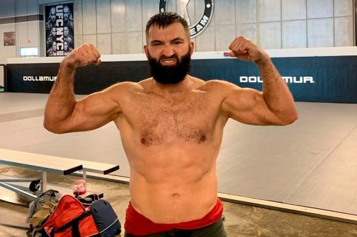 Мовсар Евлоев, эксклюзивное интервью перед UFC Fight Night 6 декабря 2020