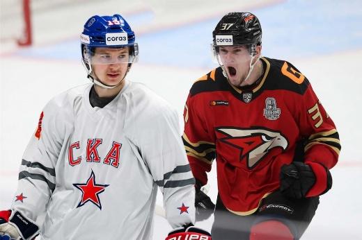 Костин покинул «Авангард», СКА ищет обмен Ткачёву. Как прошёл первый день межсезонья в КХЛ