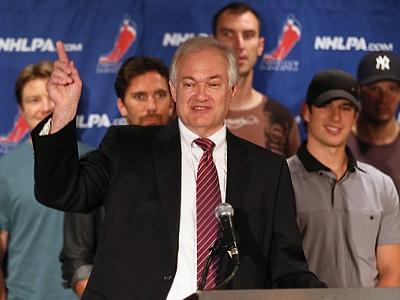 Локаут в НХЛ завершён
