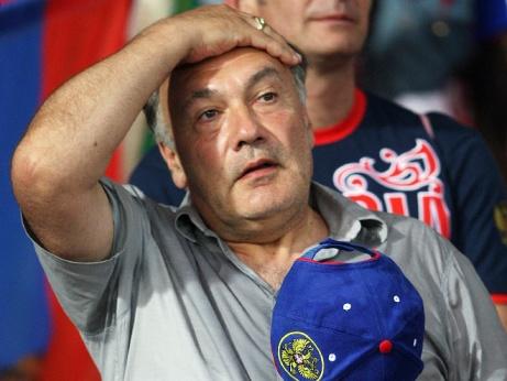 Ушёл из жизни спортивный врач Александр Ярдошвили, он работал в ЦСКА, «Динамо», сборной России, «Локомотиве»