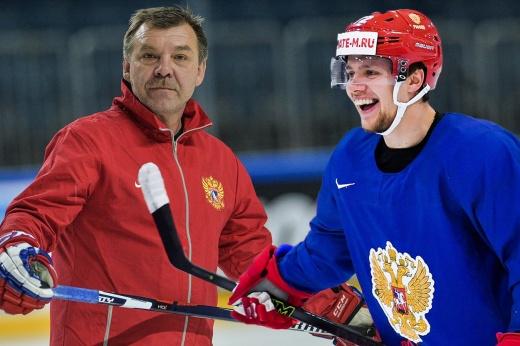 Возвращение Знарка в сборную вдохновило Панарина. Он готов помочь России на Олимпиаде!