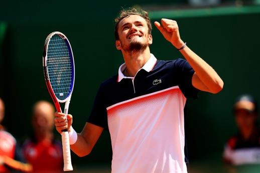 «Это невероятный теннис». Даже Джокович восхищён чемпионской игрой Медведева!