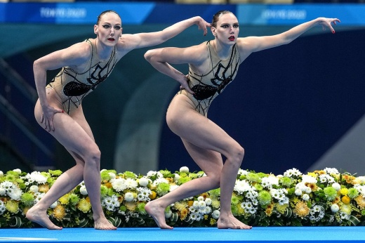 «Два раза — подозрительно». У синхронисток из России опять проблемы с музыкой на Олимпиаде