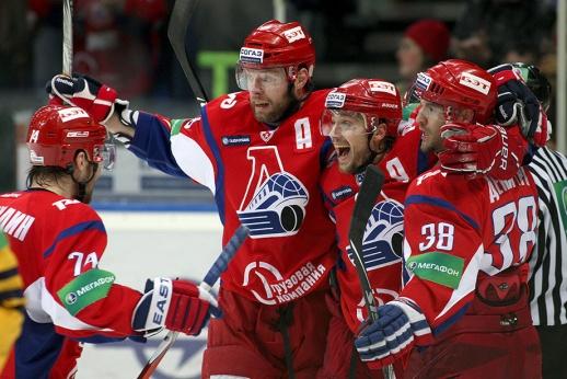 Тот самый «Локомотив». Сегодня в КХЛ играют ради них