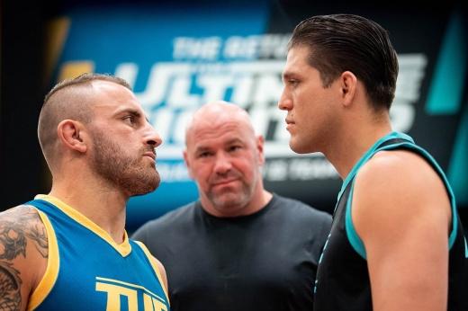 Александр Волкановски победил Брайана Ортегу и защитил титул UFC, видео