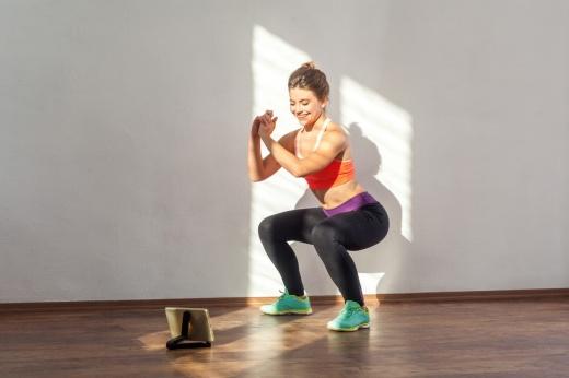 Эффективный комплекс упражнений для ног и ягодиц. Мышцы будут гореть