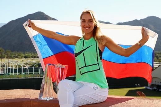 Олимпийская чемпионка и просто красавица. Как сейчас выглядит Елена Веснина