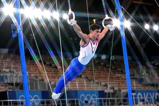 Подвиг гимнаста Далалояна. Три месяца назад он не мог ходить — но выиграл золото Олимпиады